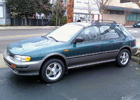 Picture of 1996 Subaru Impreza 4 Dr Outback AWD Wagon, exterior