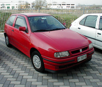 1995 Seat Ibiza Overview