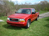 2002 GMC Sonoma Overview