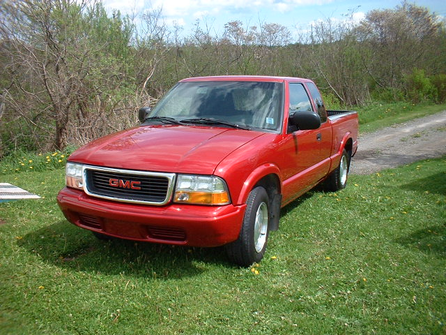 Picture of 2002 GMC Sonoma SLS 2WD
