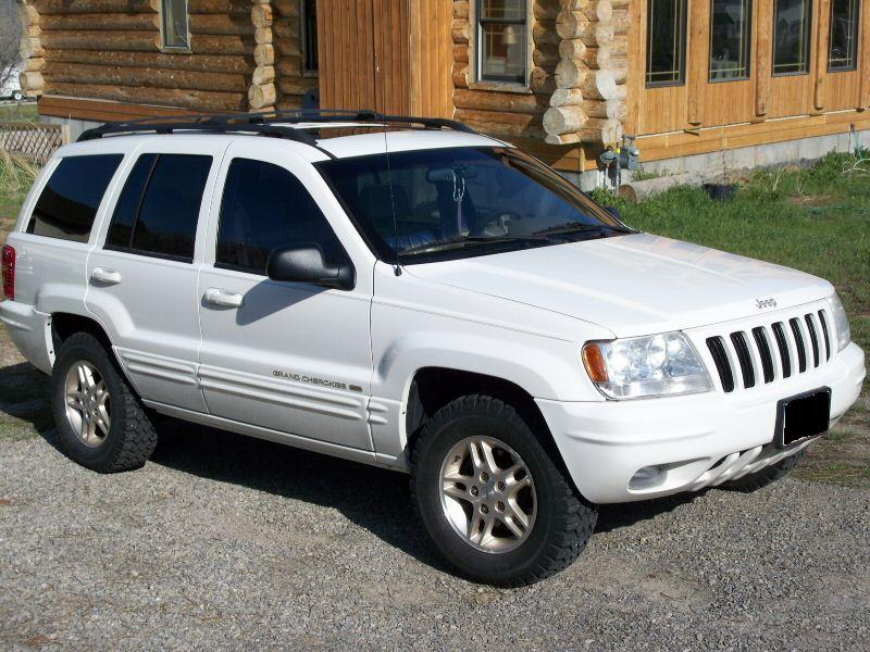 1999 Jeep Grand Cherokee 4 Dr Limited 4WD SUV picture