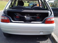 Picture of 2002 Citroen Saxo, exterior, engine