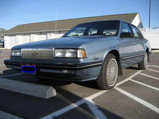 Picture of 1987 Chevrolet Celebrity, exterior