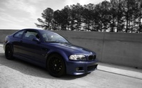 2003 BMW M3 Coupe picture, exterior