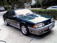 Picture of 1991 Ford Mustang GT Hatchback, exterior