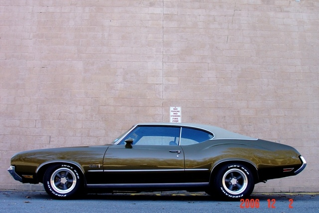 Picture of 1972 Oldsmobile Cutlass Supreme, exterior, gallery_worthy
