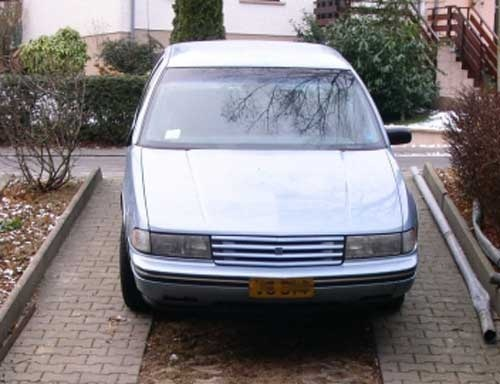Picture of 1991 Chevrolet Lumina