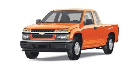 Foto de un 2009 Chevrolet Colorado