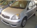 2004 Toyota Vitz Overview