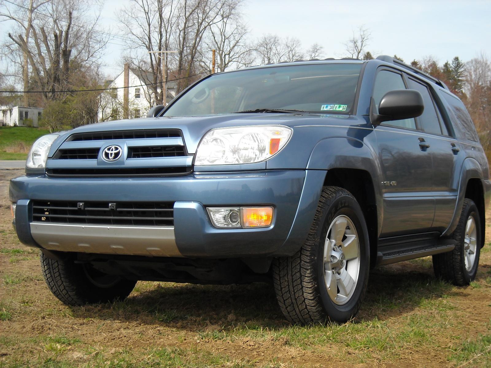 2004 Toyota 4runner Exterior Pictures Cargurus