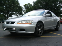 2001 Honda Accord Overview
