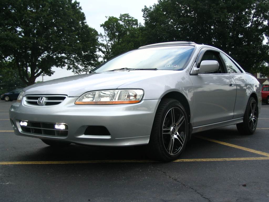 2001 Honda Accord EX Coupe picture