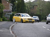 1998 Audi S4 Overview