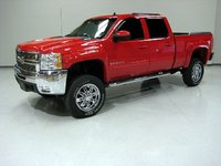 Picture of 2009 Chevrolet Silverado 2500HD LTZ Crew Cab 4WD, exterior, gallery_worthy