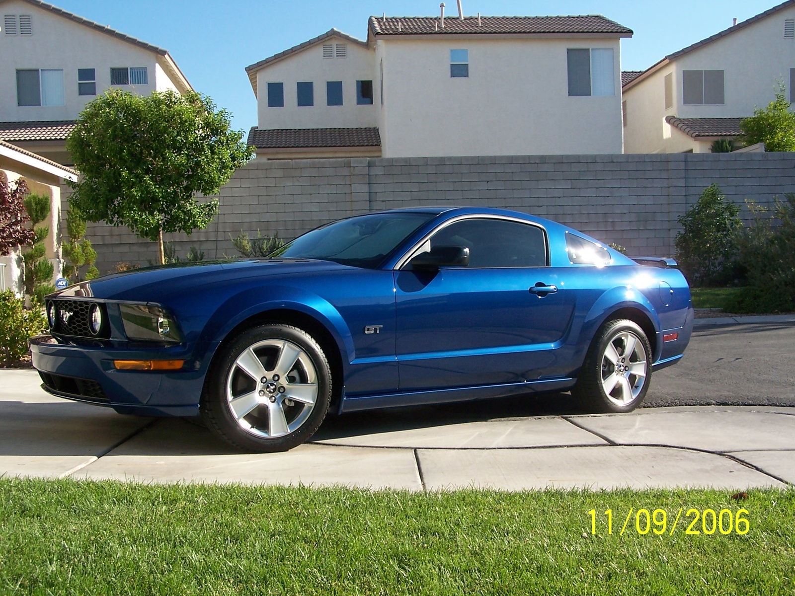 2006 ford mustang gt premium horsepower. Black Bedroom Furniture Sets. Home Design Ideas