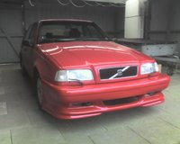 1995 Volvo 460 Picture Gallery