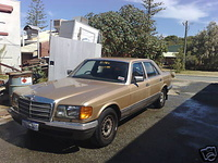 1982 Mercedes-Benz 280 picture, exterior