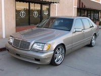 Picture of 1997 Mercedes-Benz S-Class S 600, exterior