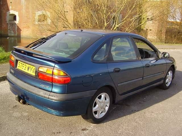 Picture of 1995 Renault Laguna