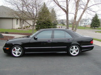 2001 Mercedes-Benz E-Class E320, 2001 Mercedes-Benz E320 4 Dr E320 Sedan picture, exterior