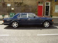 1989 Bentley Turbo R Overview