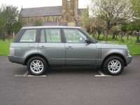 2003 Land Rover Range Rover HSE picture, exterior