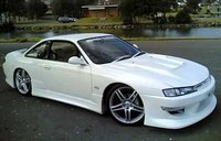 1998 Nissan 200SX Overview