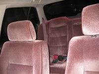1990 Honda Accord EX, 1990 Honda Accord 4 Dr EX Sedan picture, interior