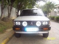 1994 Mitsubishi L200 Overview