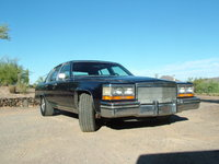 1989 Cadillac Brougham Overview