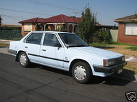 Picture of 1985 Toyota Corona, exterior