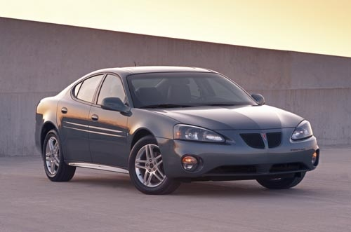 Picture of 2008 Pontiac Grand Prix Base