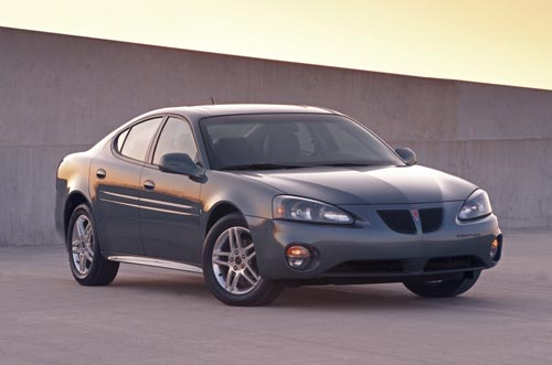 2008 Pontiac Grand Prix Base picture, exterior