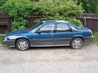 1990 Pontiac Grand Prix Overview