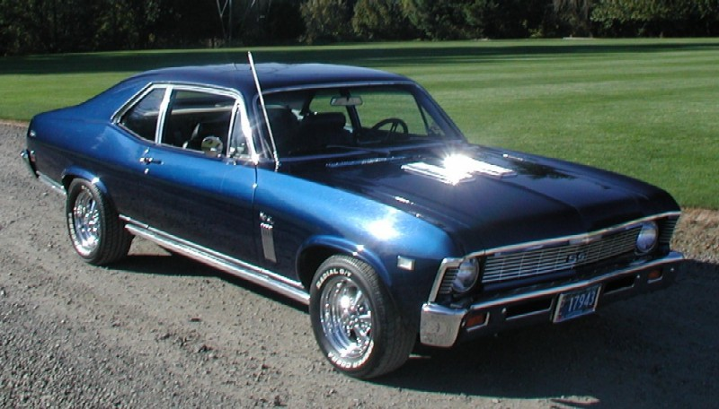 1968 chevrolet nova submited images