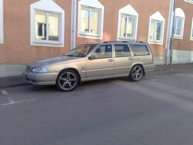 2000 Volvo V70 Pictures Cargurus