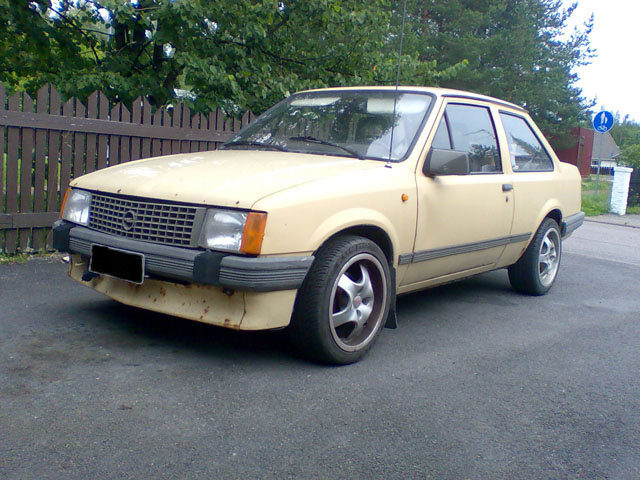 Picture of 1986 Opel Corsa