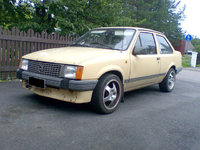 1986 Opel Corsa Picture Gallery