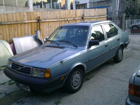 1986 Volvo 340 Overview
