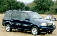 2001 Suzuki XL-7, Front Right Quarter View, exterior