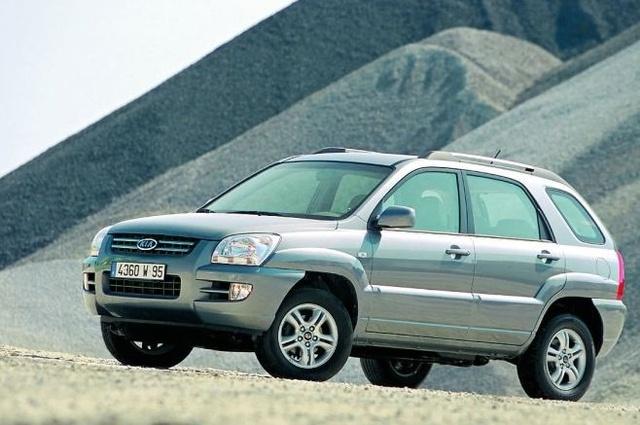 2005 Kia Sportage