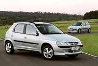 2003 Chevrolet Celta Overview