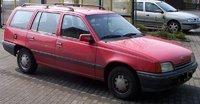 1985 Chevrolet Kadett Overview