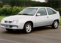 1992 Opel Kadett, Front Left Quarter View, exterior