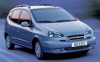 2007 Chevrolet Rezzo Overview