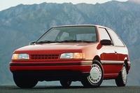 1990 Mitsubishi Precis Overview