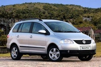 2006 Volkswagen SpaceFox Overview