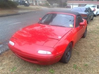 1992 Mazda MX-5 Miata Picture Gallery