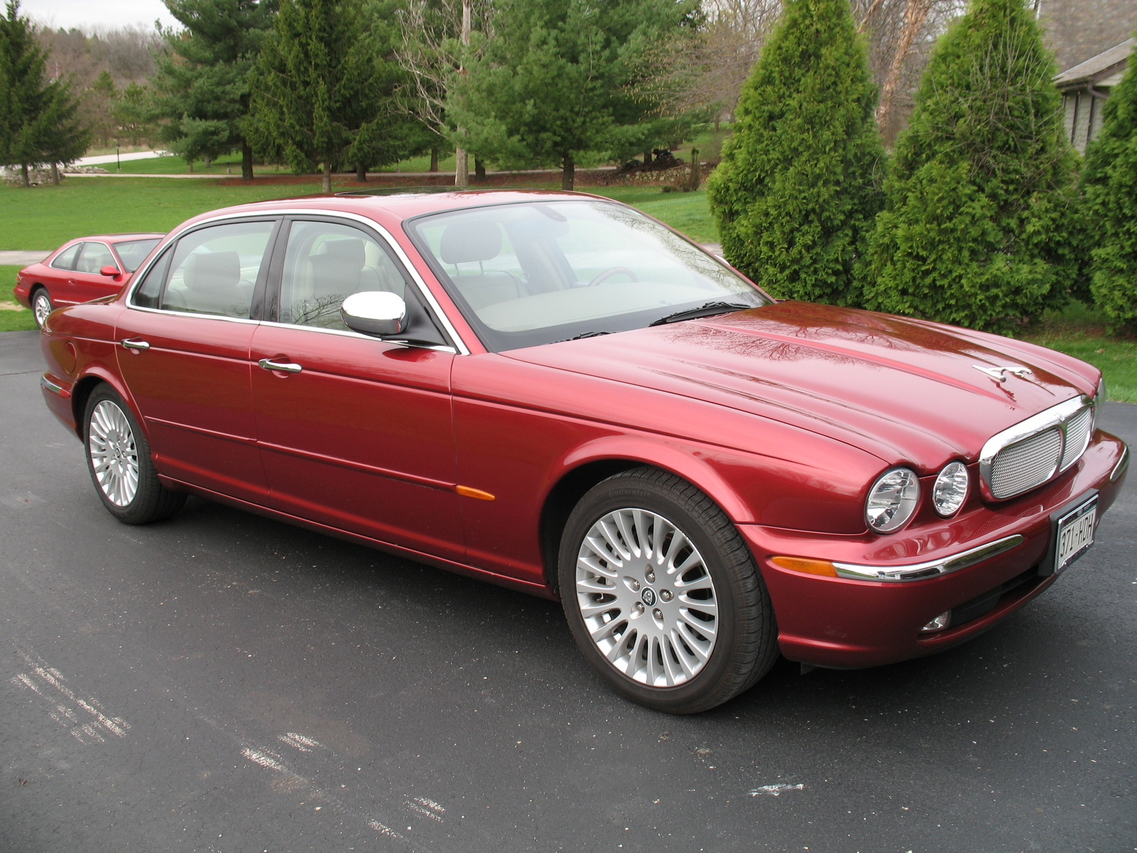 2005 Jaguar XJ-Series 4 Dr Vanden Plas Sedan picture