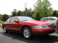 1998 Lincoln Mark VIII 2 Dr STD Coupe picture, exterior